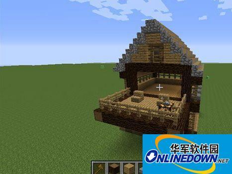 我的世界建筑地图小宅邸