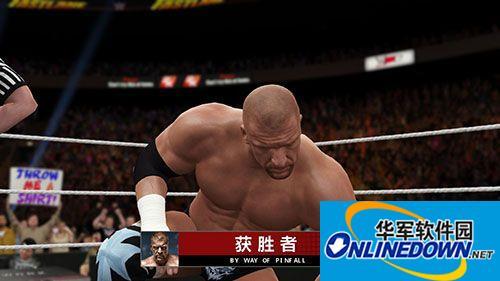 WWE 2K16汉化补丁