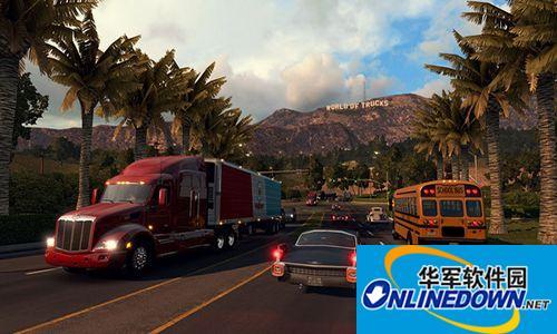 美国卡车模拟六项修改器v1.2.1.1
