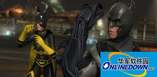死或生5最后一战蝙蝠女服装MOD 1