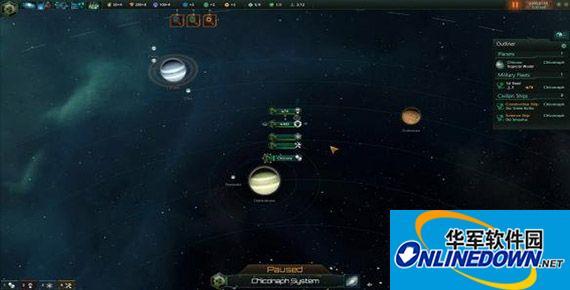 群星 帝国的黄昏MOD 1