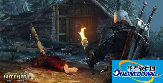 巫师3狂猎100%处决动画几率MOD1.12