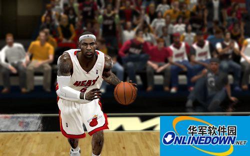 《NBA 2K12》回放图标与灯光效果补丁 1
