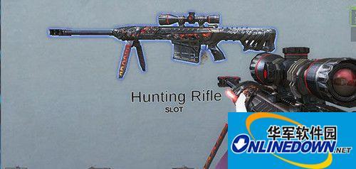 求生之路2巴雷特M82A1狙击步枪MOD