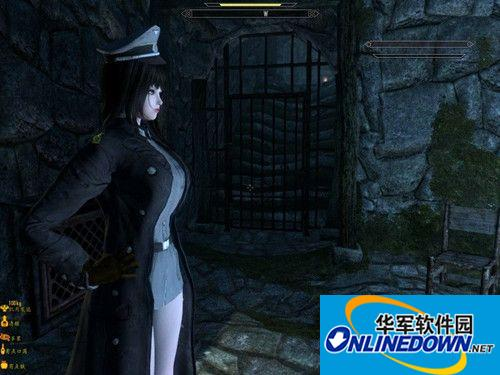上古卷轴5:天际德军女装MOD 1