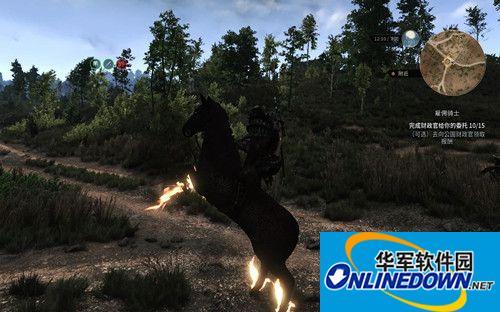巫师3:狂猎精品黑科技MOD