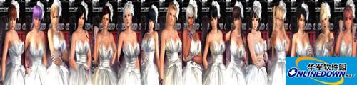 死或生5:最后一战白色婚纱MOD