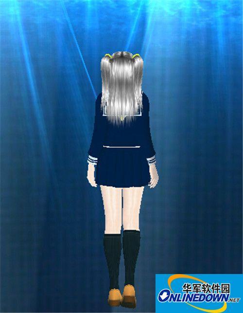 人工少女3黑色水手服MOD 1