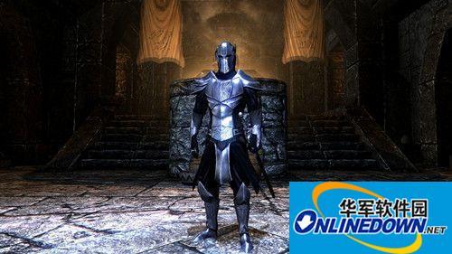 上古卷轴5:天际骑士风格铠甲MOD 1