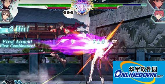 光明格斗:刀锋对决EX4号升级档+破解补丁