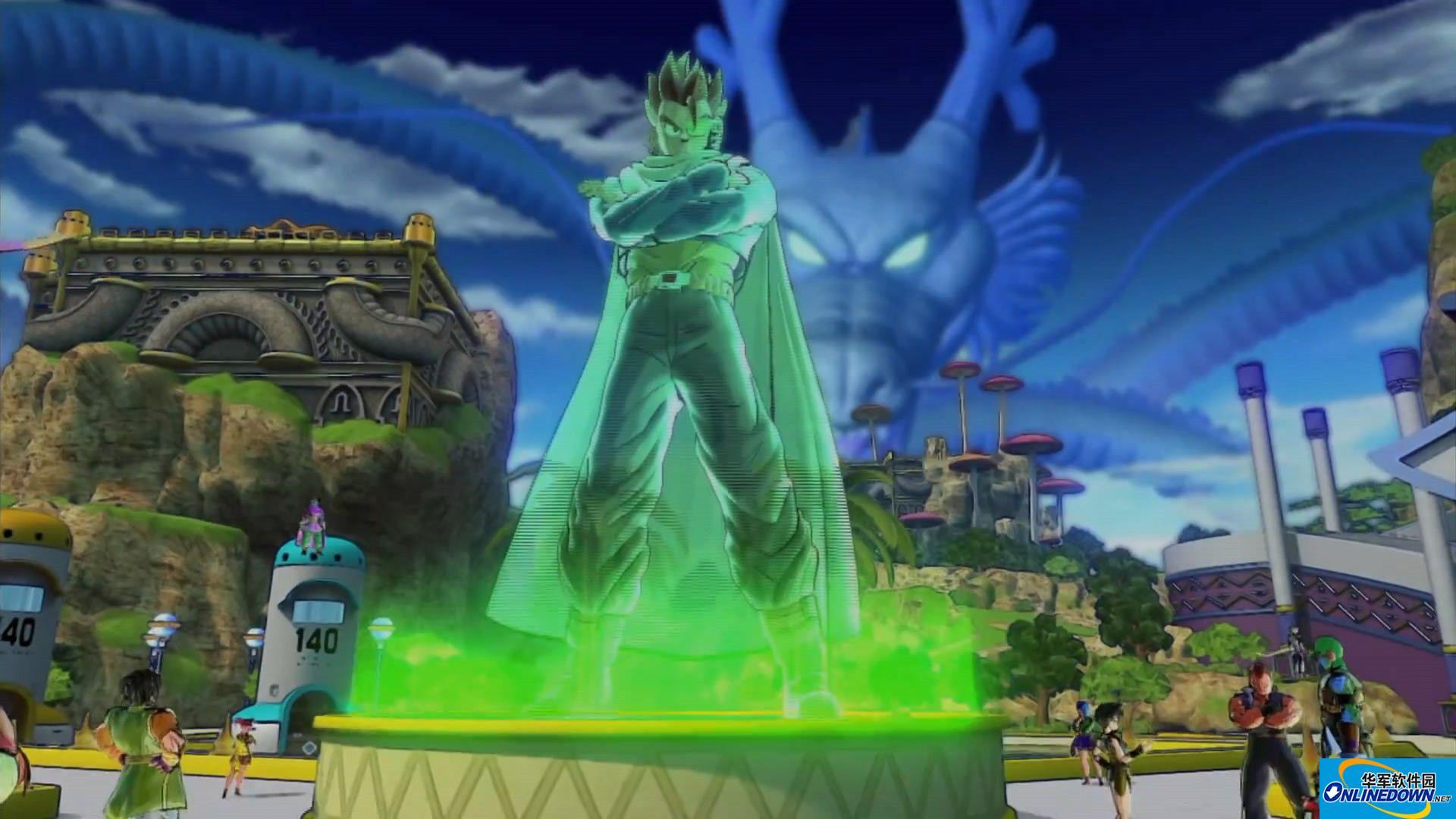 龙珠:超宇宙2角色补丁