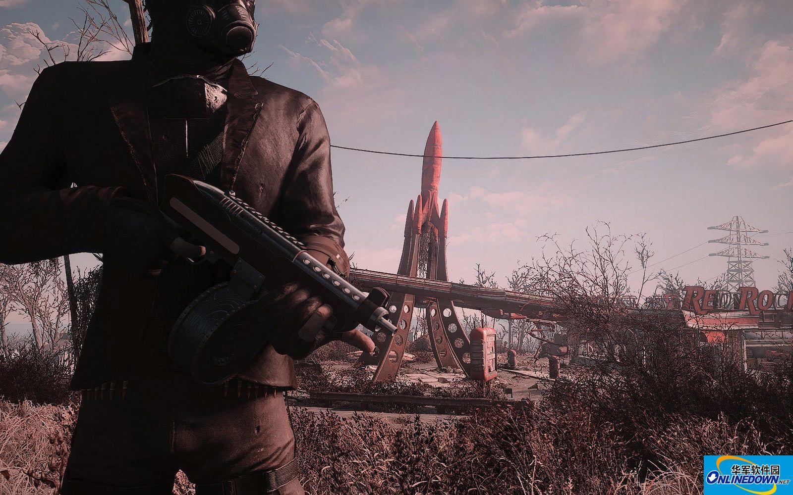辐射410-22手枪MOD