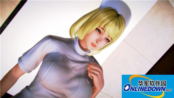 HoneySelect金发性感小护士存档