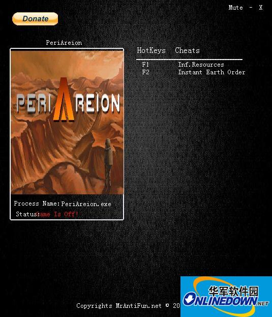 火星模拟两项修改器MrAntiFun版 1