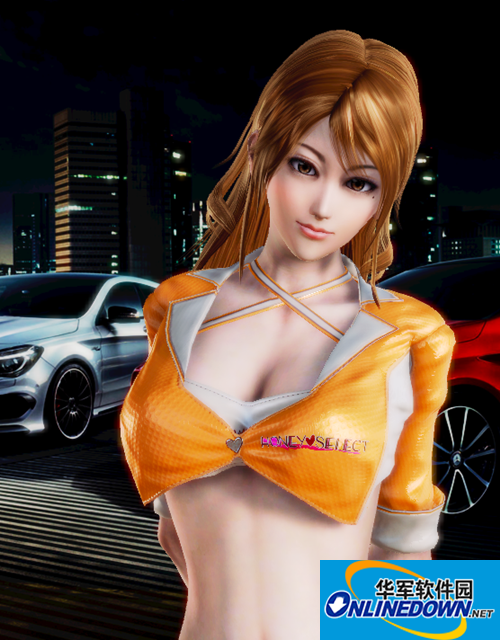 HoneySelect车展ShowGirl存档
