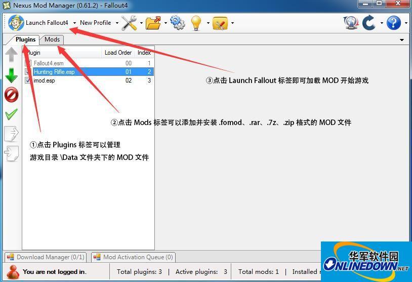 上古卷轴5MOD管理器V0.63.11汉化版