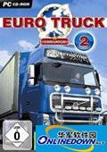 欧洲卡车模拟2v1.28全卡车全新黑色内饰MOD