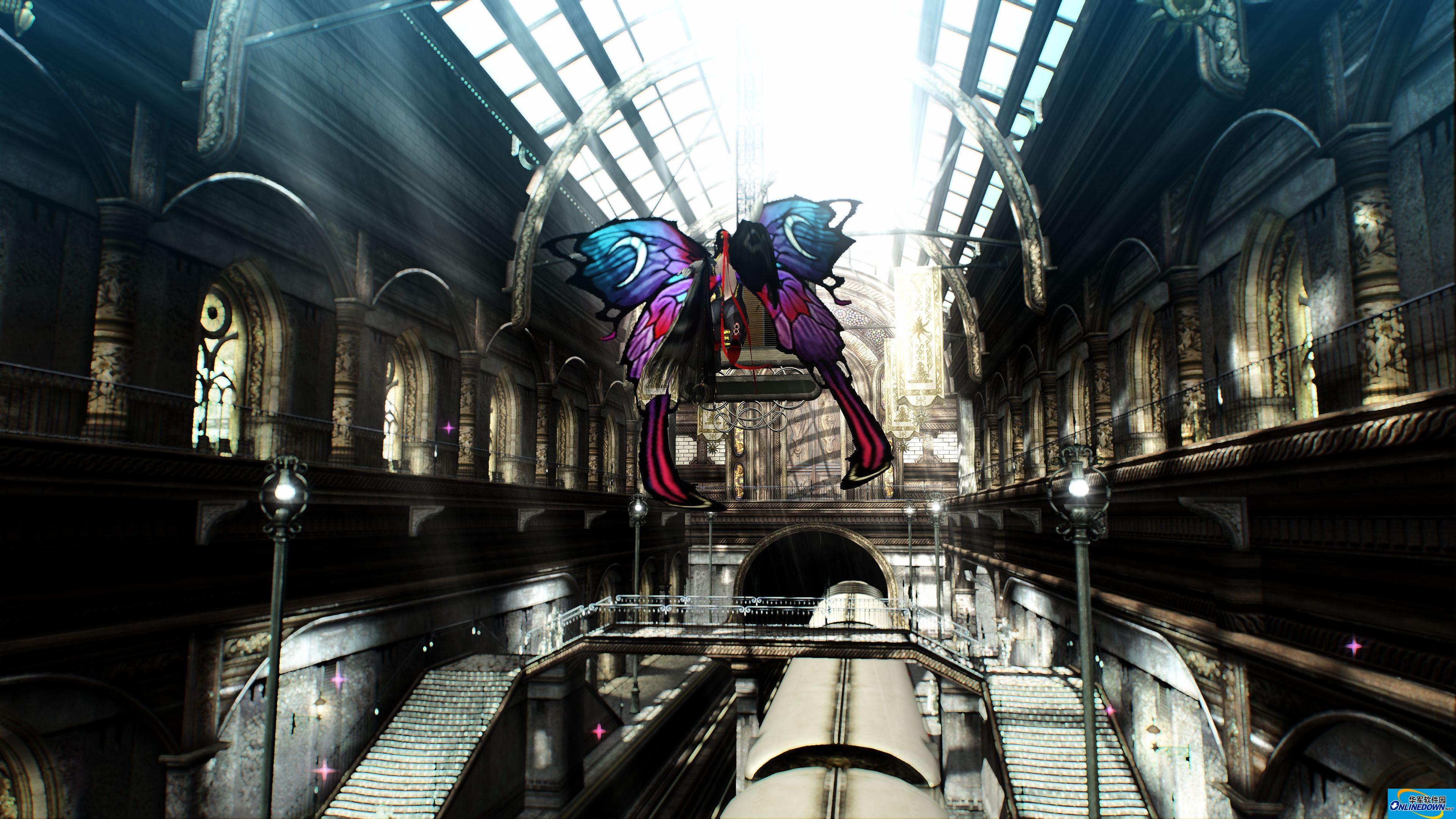 猎天使魔女ReShade自调景深画质补丁PC高清版