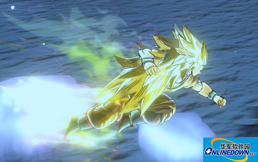 龙珠超宇宙2完美自建悟空MOD常态+变身动态头发