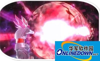 龙珠超宇宙2超级赛亚人桃红黑悟空技能动作MODv1.06