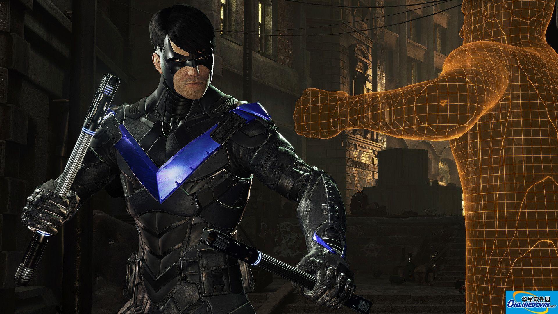 蝙蝠侠阿卡姆VR...
