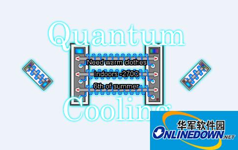 环世界A17量子冷却器MOD