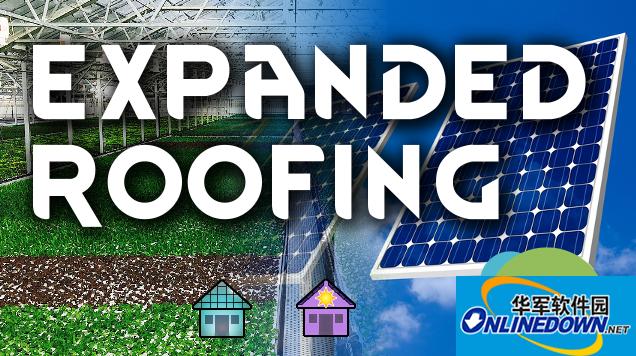 环世界a17太阳能发电板屋顶MOD