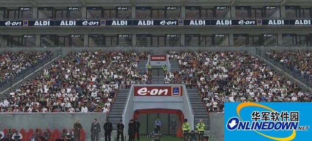 实况足球2018球场内细节画质美化补丁