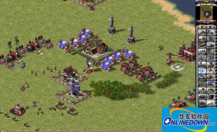 红色警戒2:尤里的复仇v1.001共和国之辉新世纪MOD