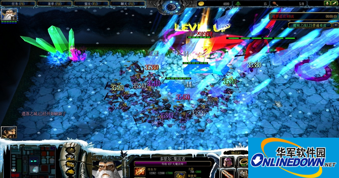 魔兽争霸31.24魔城之战v1.44正式版 1