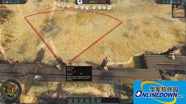 全面战争:战锤2减少塔楼射击范围MOD