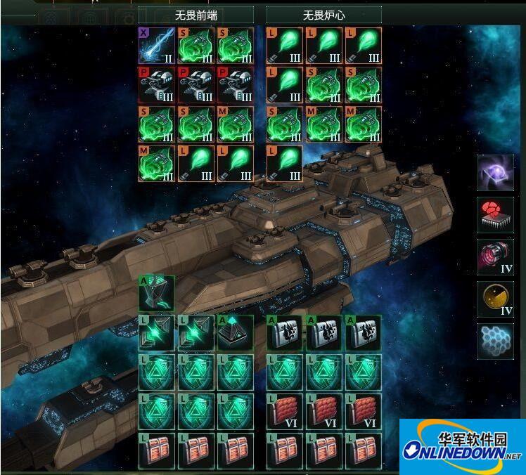 群星v1.61超变态自动无畏舰MOD 1