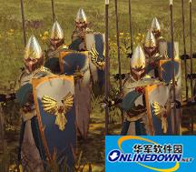 全面战争:战锤28个新增强力高精灵兵种MOD