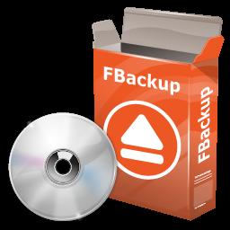 FBackup自动备份
