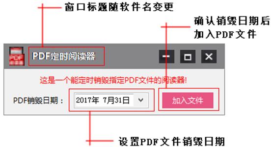 PDF网络定时阅读器