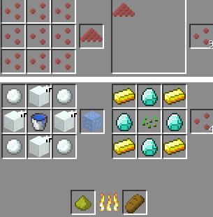 我的世界 v1.7.10红豆MOD