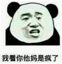 熊猫头怼人表情包无水印版