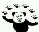 熊猫头新招式表...
