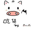 简笔画动物颜文字萌萌哒图片