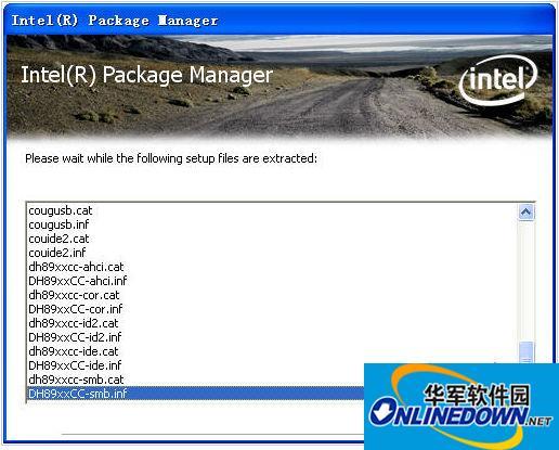 英特尔主板驱动 Intel Chipset Device Software