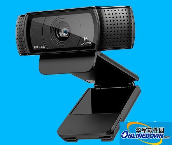 罗技pro c920摄像头驱动