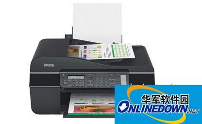 爱普生600f打印机驱动 1.0