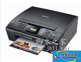 兄弟j220 打印机驱动