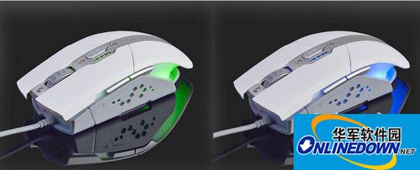 黑爵AJ330驱动(游戏鼠标) 1.0 官方安装版