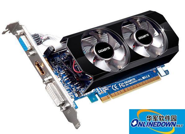 技嘉gt430显卡驱动 For XP 1.0