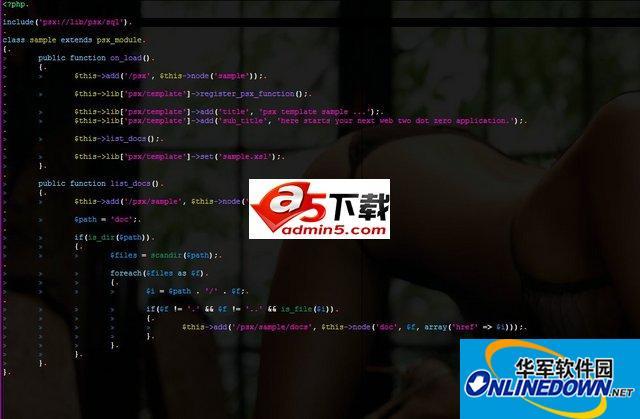 psx PHP网站开发框架 0.9.0
