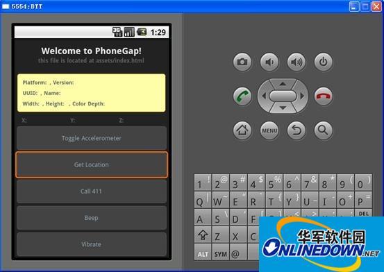 PhoneGap 手机应用开发平台