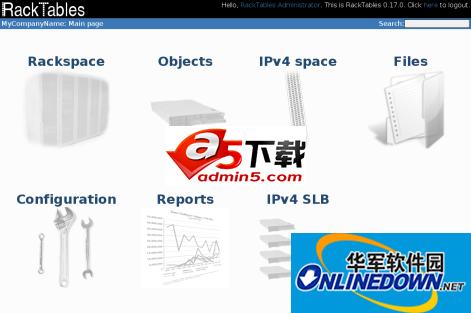 RackTables 数据中心资产管理系统 0.20.8