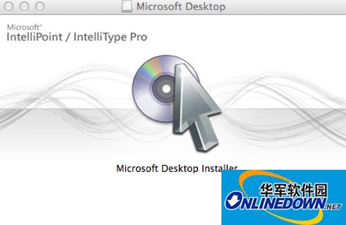 微软键盘驱动程序 for mac