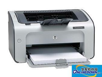惠普hp1007激光打印机驱动程序For win7